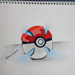 Pokeboll by feliperatinho