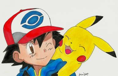 Pokemon by feliperatinho