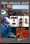 My influence map by doktorno