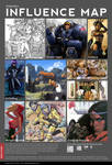 My influence map 2.0 by doktorno