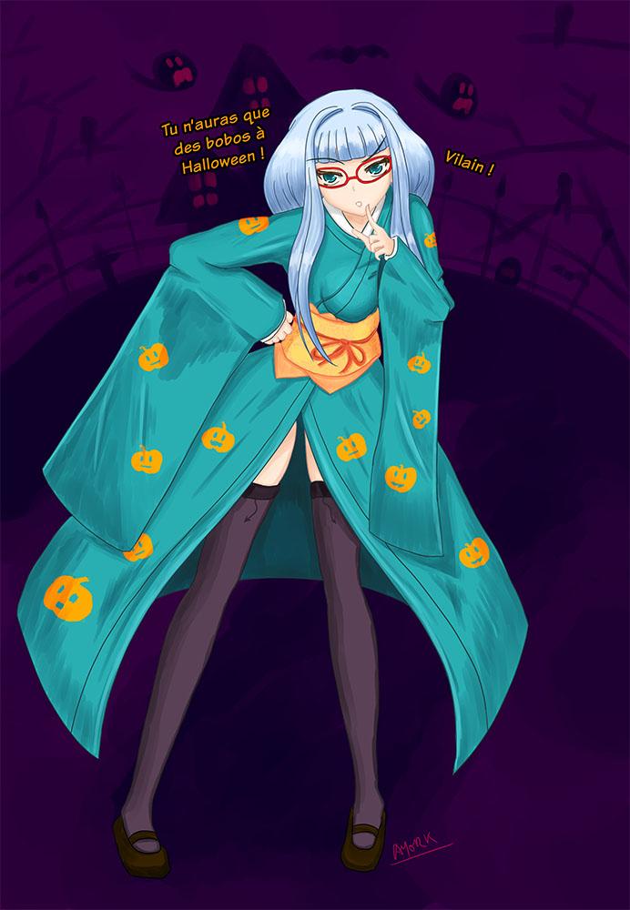 Shinobu Halloween 2015