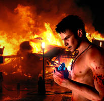 I will suffer, I will burn... by MakiRepent