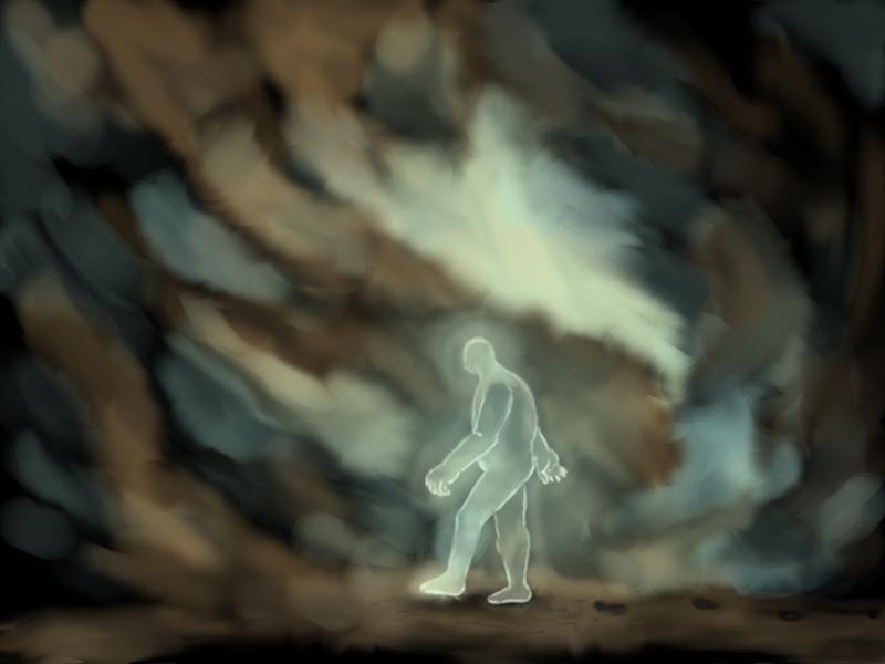 Homme radieux by Azevarley