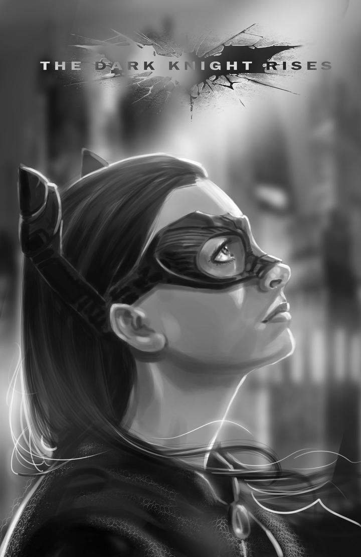 Batman- The Dark Knight Rises by AlexAmezcua