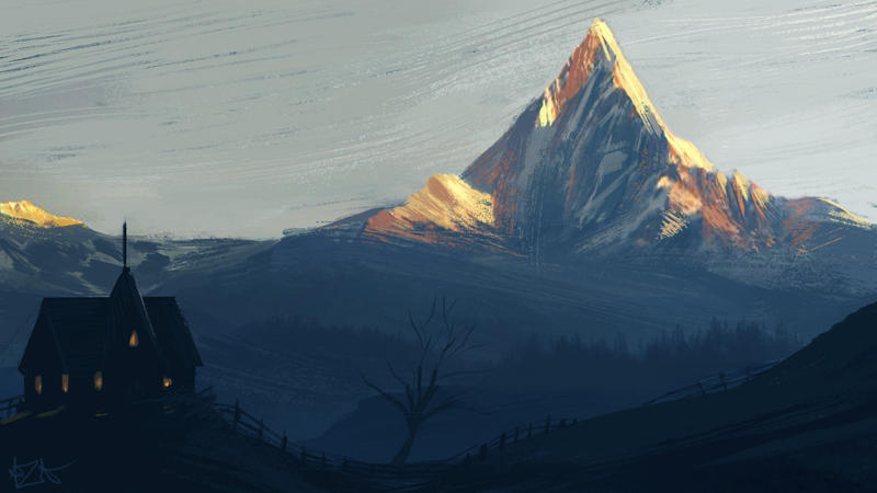 Peak by AlexAmezcua