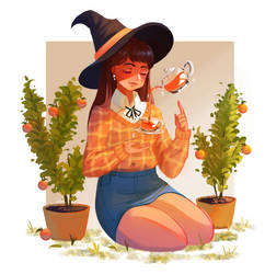 Clementine Witch