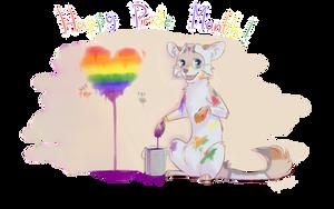 Happy Pride Month! by JinxBC