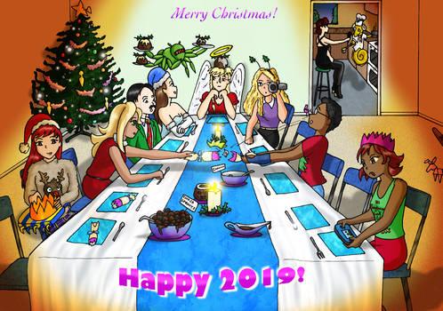 New Year Digi Dinner