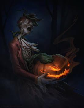 Stingy Jack o' the Lantern