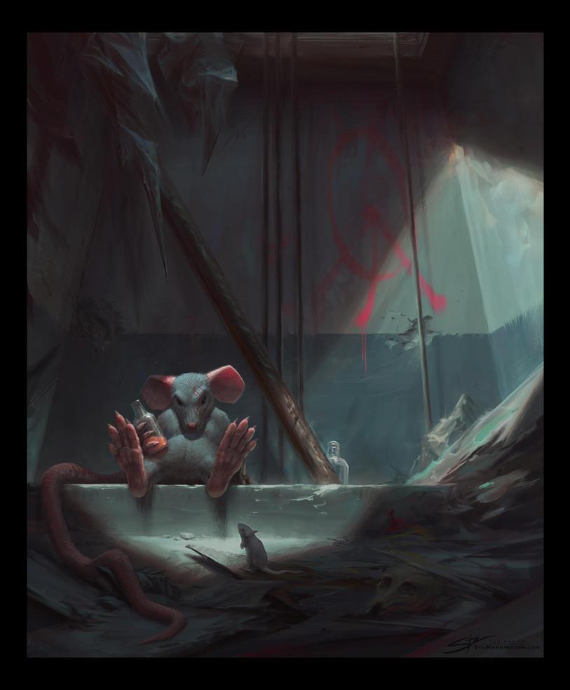 Rattsu by StuArtStudios