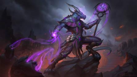 DeathDragon Anubis