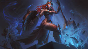 Blight Guardian Athena