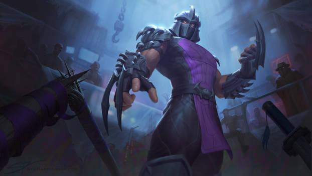 The Shredder!!