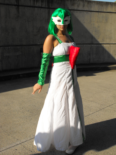 Gardevoir Cosplay by AbbieGoth