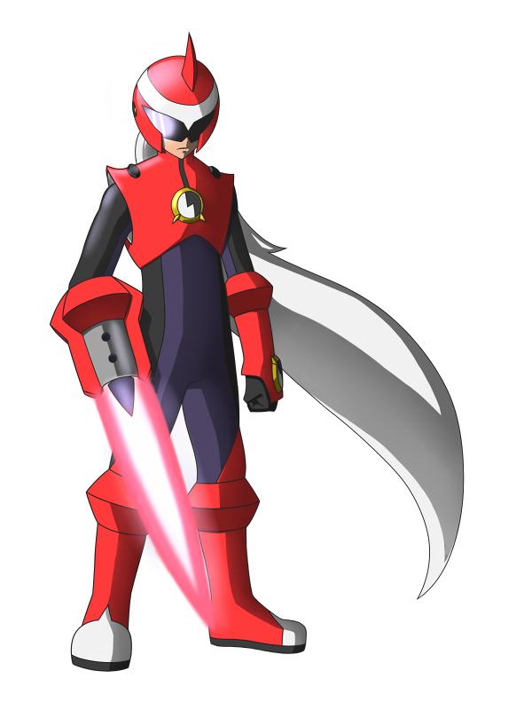 Protoman.EXE by Nushiman on DeviantArt