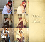 Nimfale's Melodious psd-pack