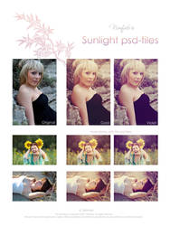 Nimfale's Sunlight psd-files by Fiesolany