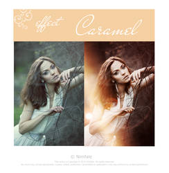 Caramel effect by Fiesolany