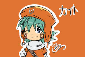 Kite -.hack- by maha-kun
