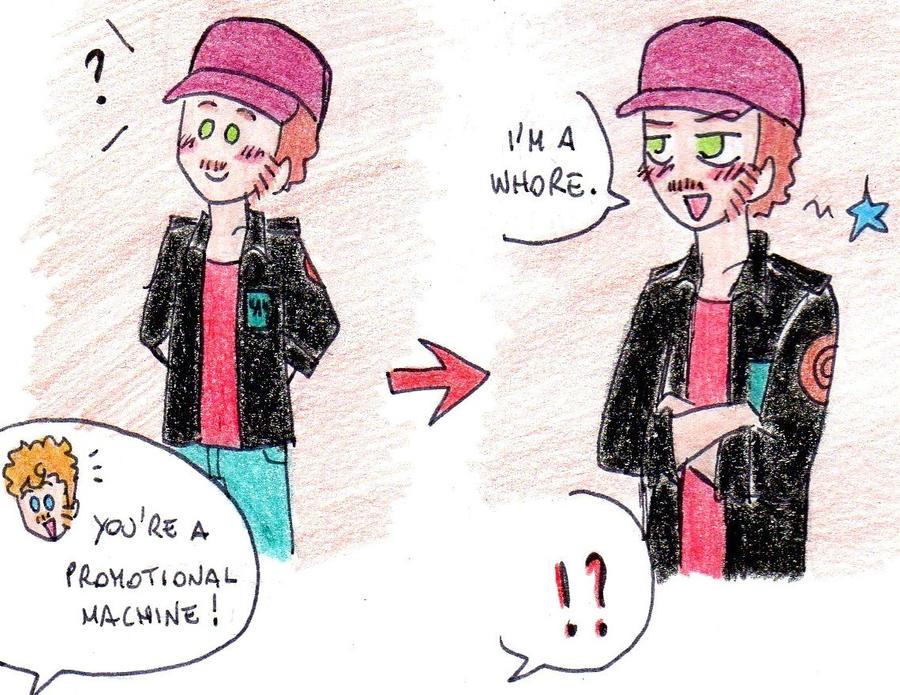 -OhJonny!?- by RobicTheEscapist