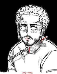 _Goretober2:Stabbed_