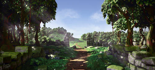 The Trail by holmen