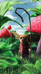 Little Traveler 2 by holmen