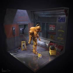Maintenance AI by holmen