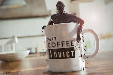 Coffee Addict by holmen