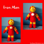 Iron Man by Luchusus