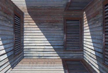 Urban Radiography 2 by Mefistus