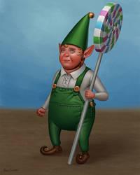 Elf by benscott81