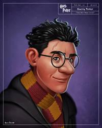 Harry Potter by benscott81