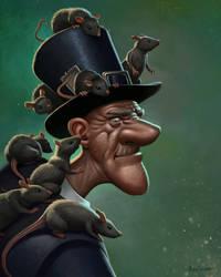 The Undertaker's Spies by benscott81