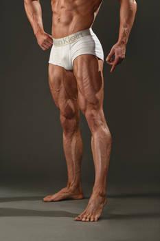 Physique legs