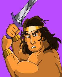 Stern Blade