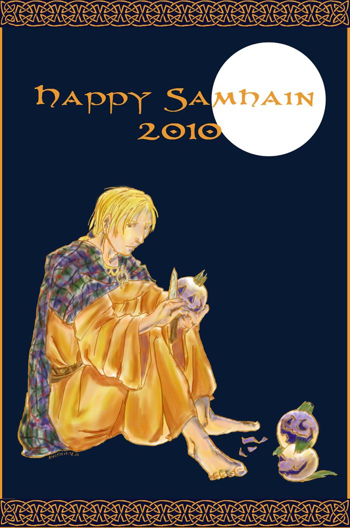 Halloween and Samhain: Secular and Sacred Celebrations