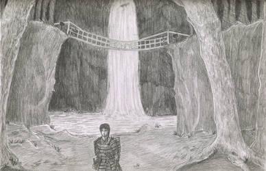 Ancient Story: By The Bridge by RinoaDestiny