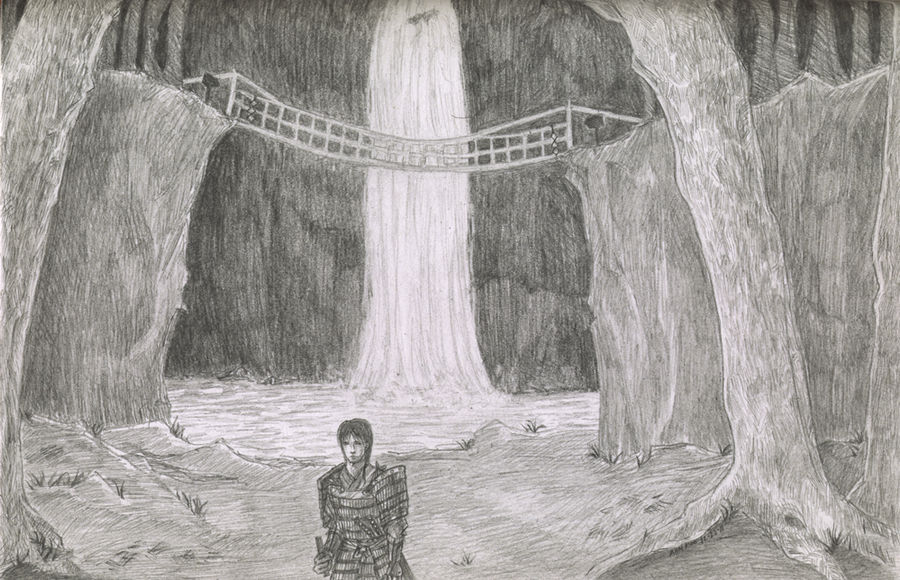 Ancient Story: By The Bridge