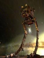 Sci Fi Walker by walker