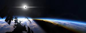 Transit of Luna