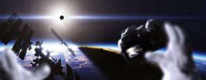 Transit of Luna v2 by villekroger