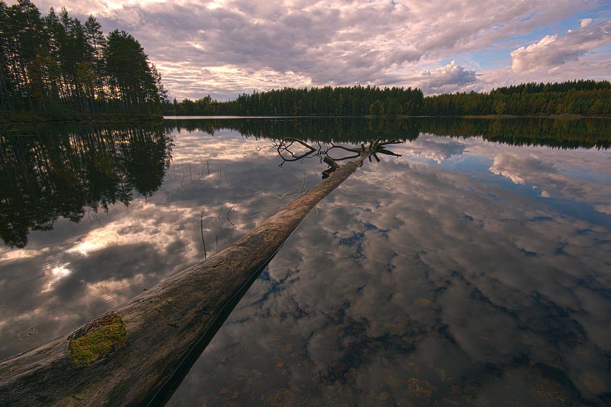 By the still water by villekroger