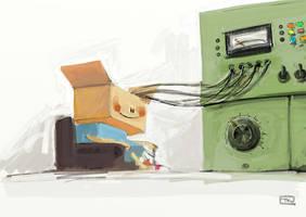 daily boxhead - 270215 by Creativetone
