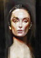daily painty - 060615 by Creativetone