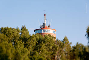 Heinola - Water tower - 2015 by Creativetone
