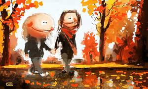 Autumn Ballheads - 280915