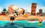 Lovely Beach Ballheads - 101015