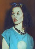 digital oil painty - 200716 by Creativetone