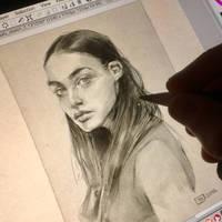 daily sketch 2 - 121016 by Creativetone